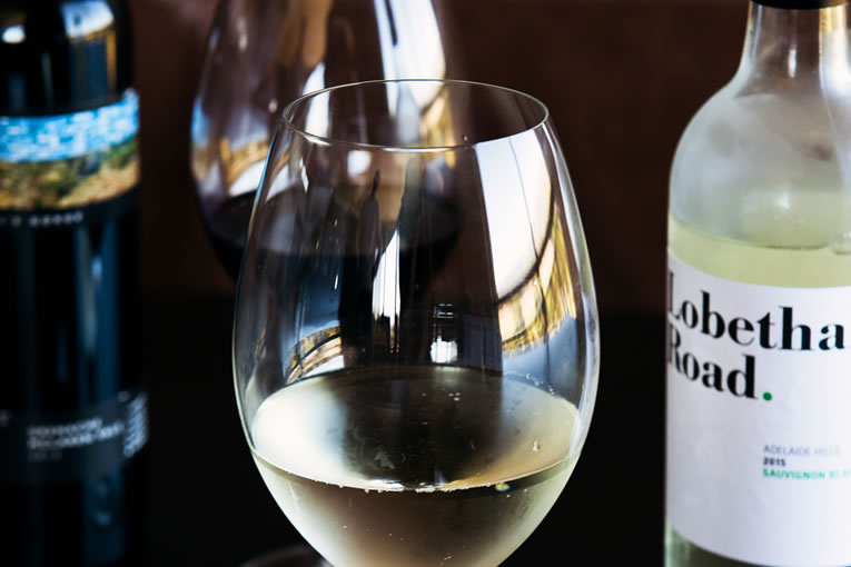 South Australian white wine